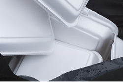 polystyrene association responds to label of polystyrene being problem plastic product with short lifespan