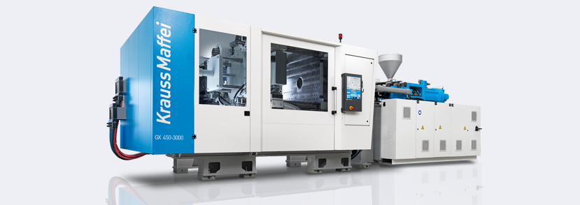 KraussMaffei GX Series Injection Moulding Machines